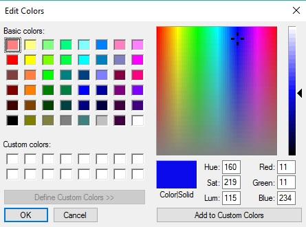 Психология цвета в дизайне и рекламе